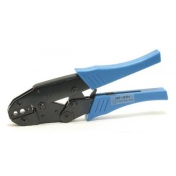 Krimptang t.b.v. aanknijpen van RG-59 connectoren