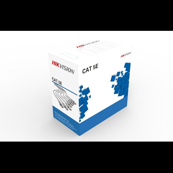 CAT5e kabel, 305m, CPR gekeurd, 100% Koper