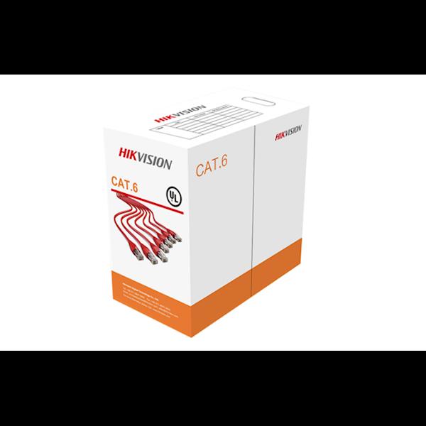 CAT6 kabel, 305m, CPR gekeurd, 100% Koper