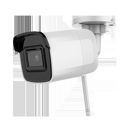 4 Megapixel Wifi IP Bullet Camera met microfoon