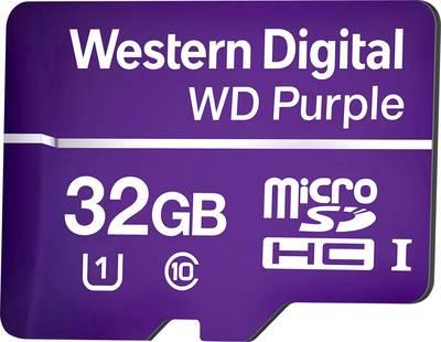 Wd Purple Surveillance microSD
